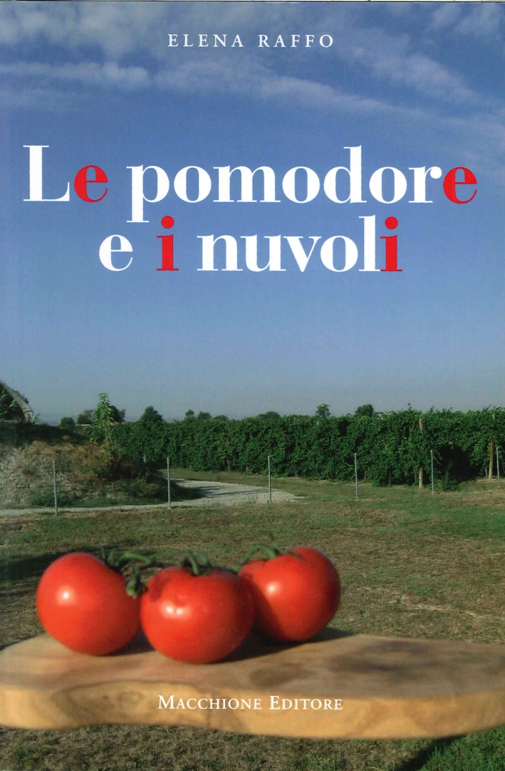 Le Pomodore e i Nuvoli Book Cover