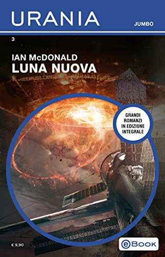 Luna nuova Book Cover