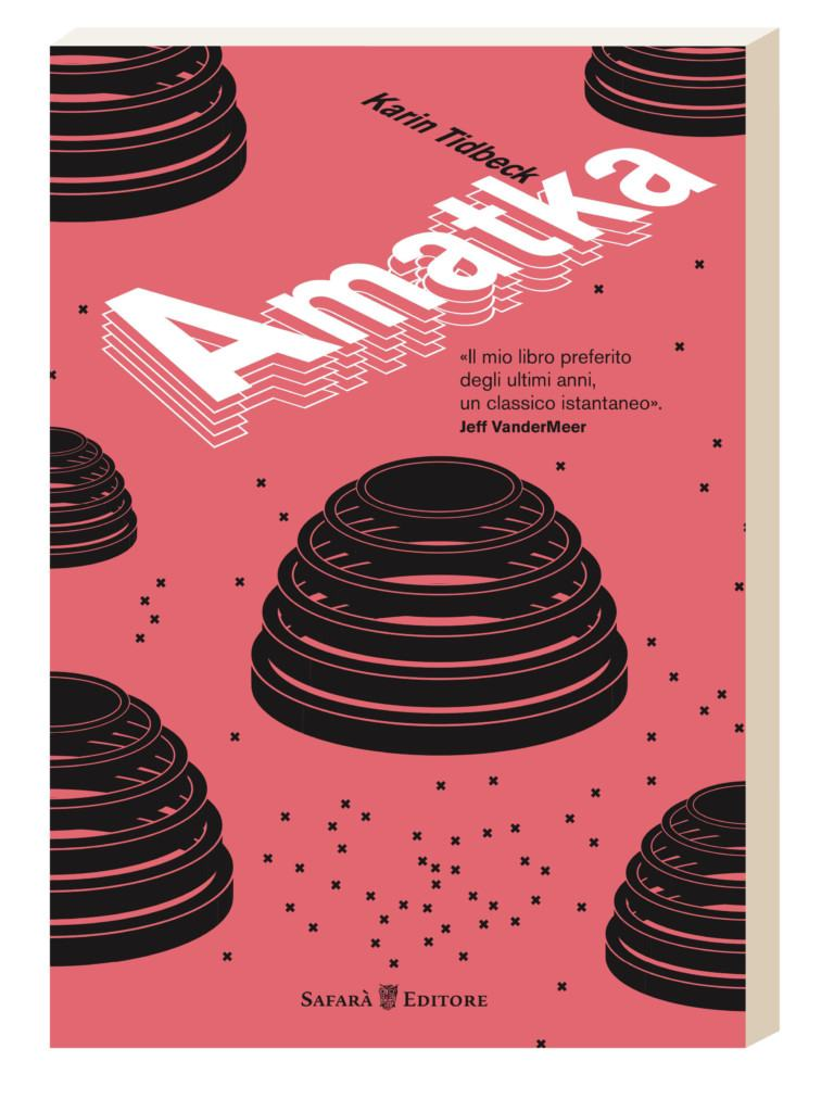 Amatka Book Cover