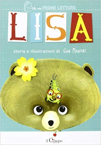 Lisa Book Cover