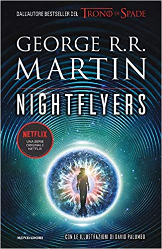 Nightflyers Book Cover