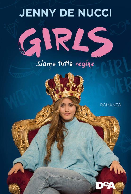 Girls. Siamo tutte regine Book Cover