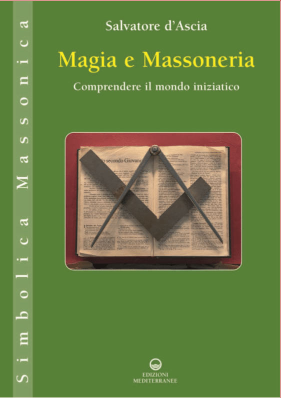 Magia e MAssoneria Book Cover