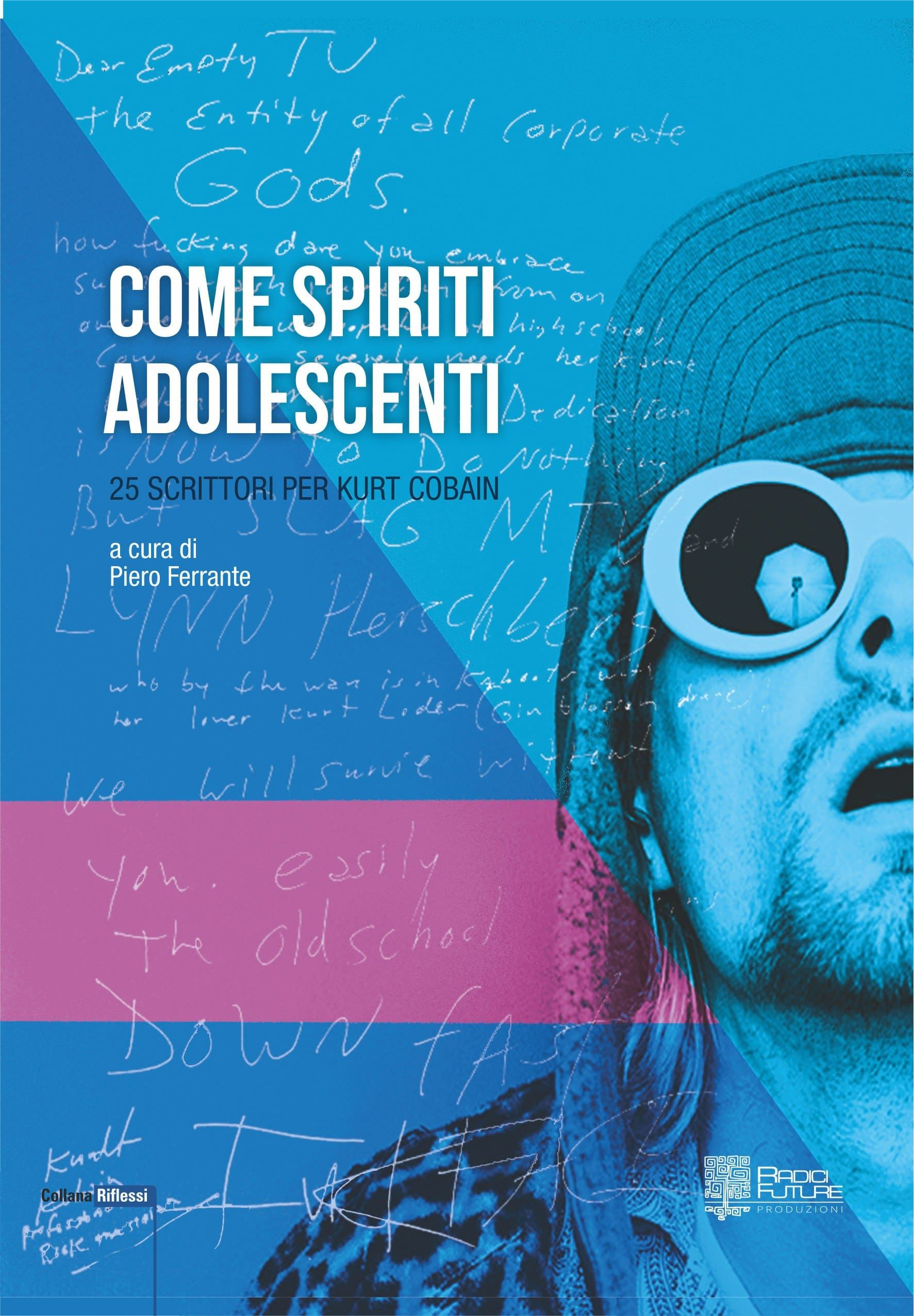 Come spiriti adolescenti Book Cover