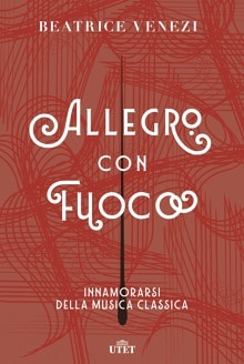 Allegro con fuoco Book Cover