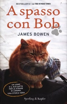 A spasso con Bob Book Cover
