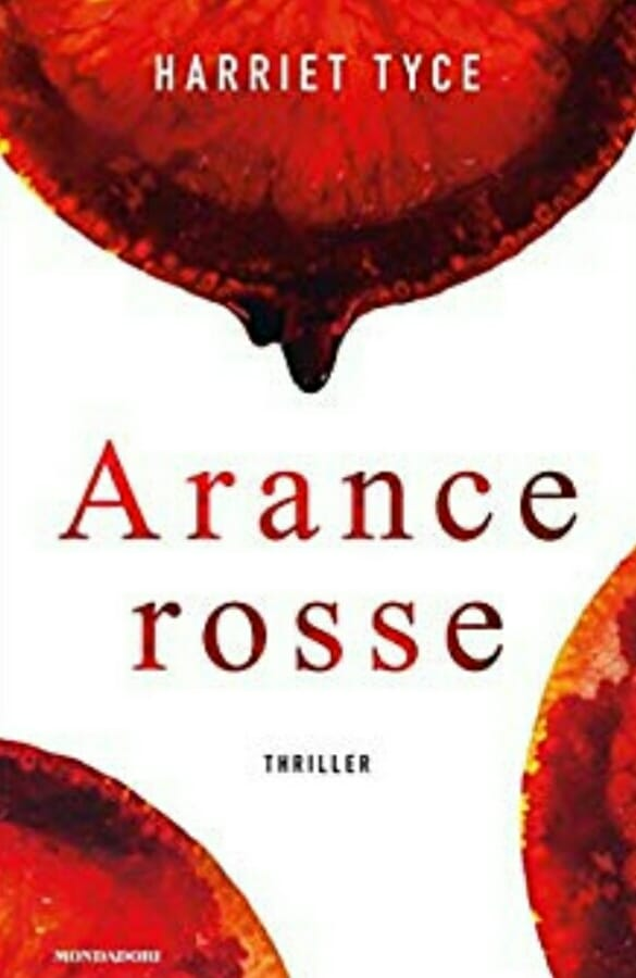 Arance rosse Book Cover