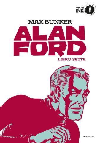 Alan Ford. Libro sette Book Cover
