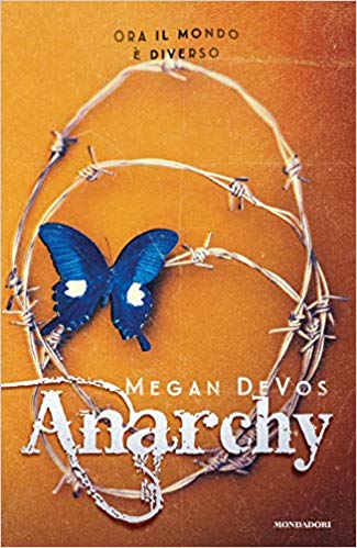 Anarchy Book Cover