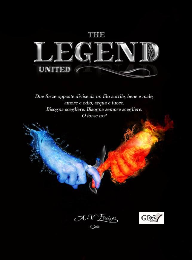 The Legend - United Book Cover
