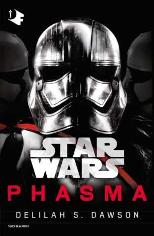Star Wars: Phasma Book Cover