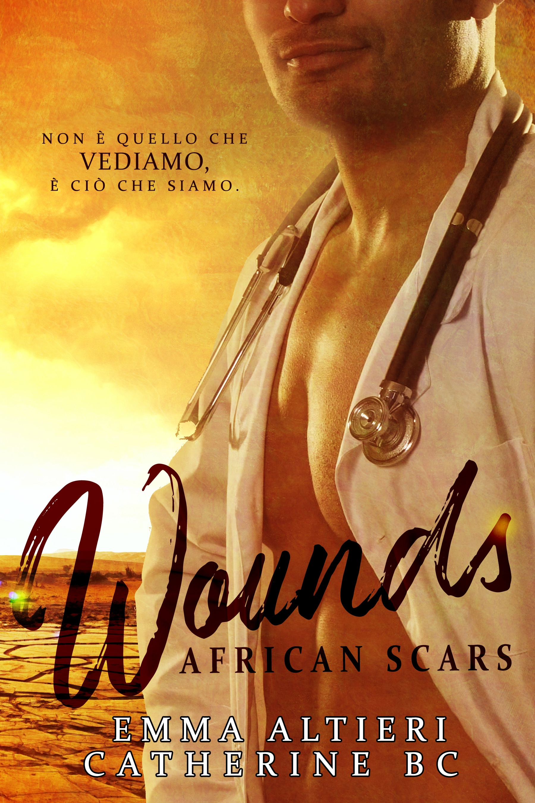 Wounds African Scars Book Cover