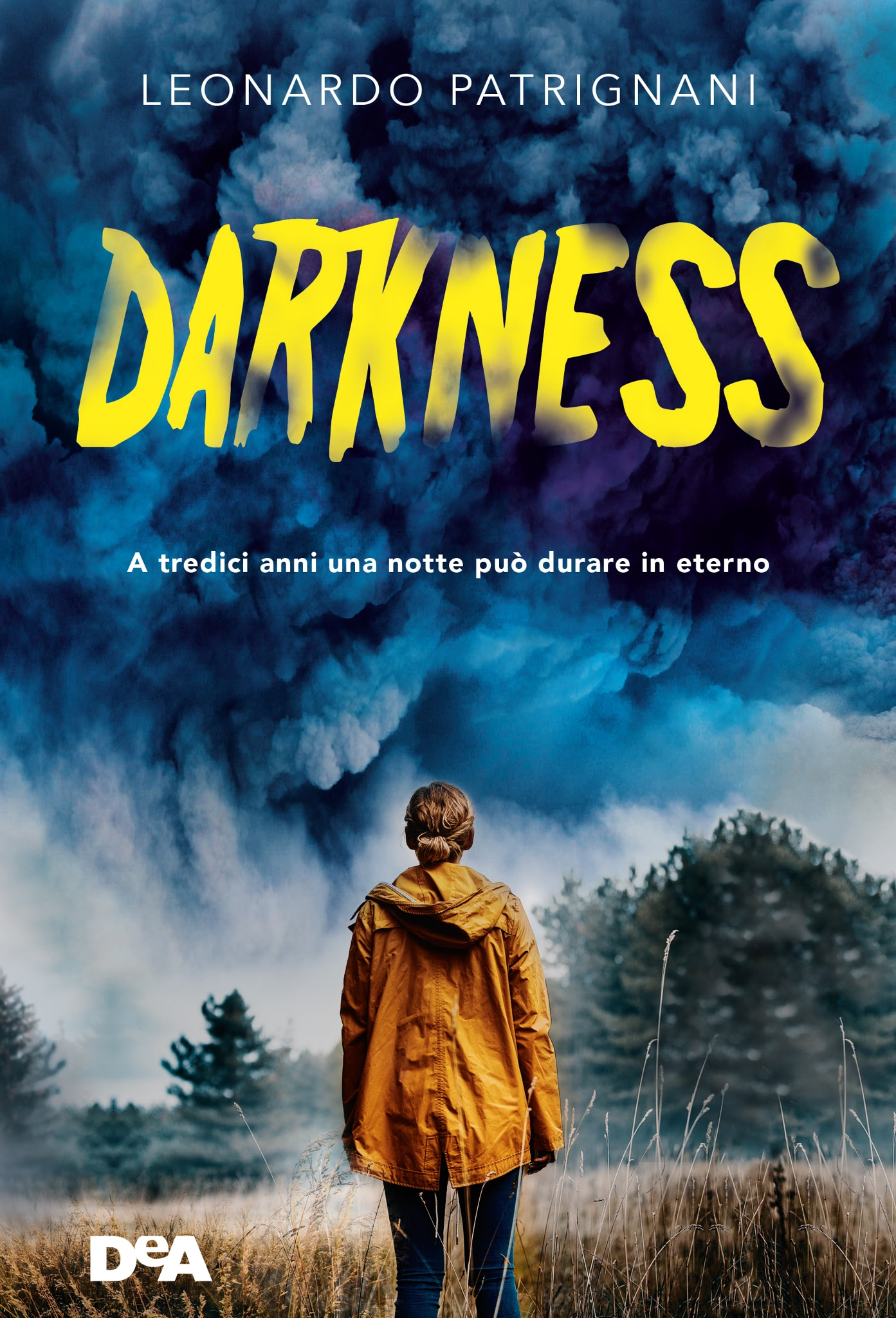 Darkness Book Cover