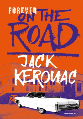 Forever on the road Book Cover