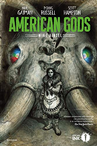 American Gods – 2. Mike Ainsel Book Cover