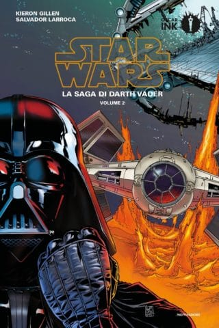 La saga di Darth Vader vol. 2 Book Cover