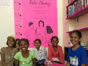 sister library