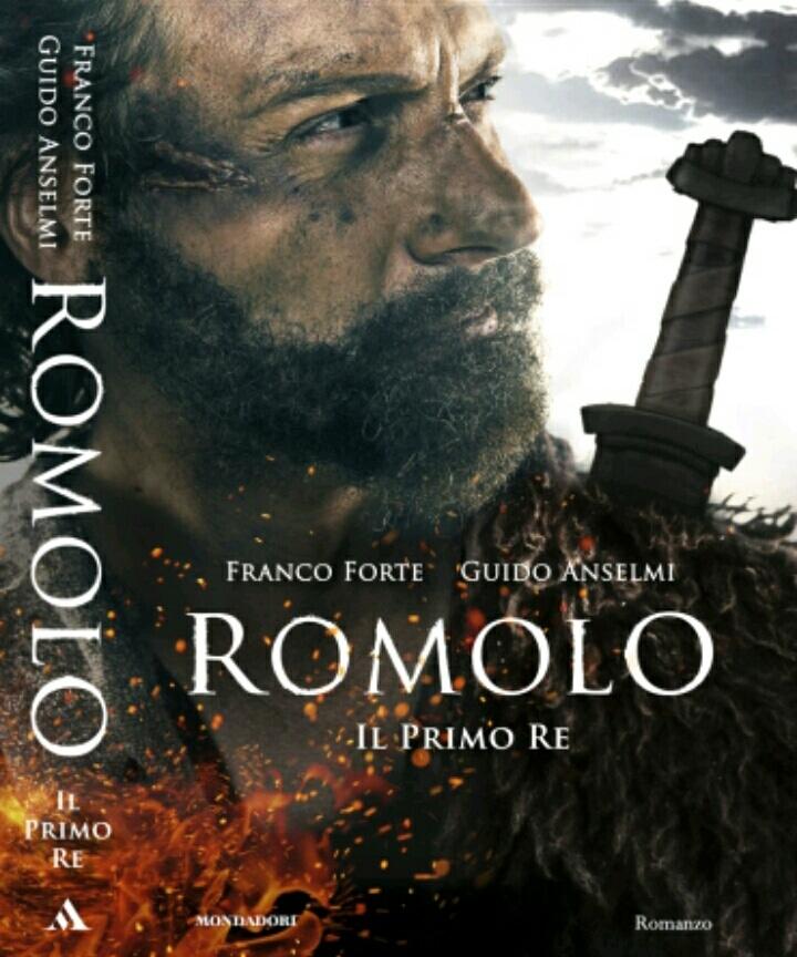 Romolo, il primo re Book Cover