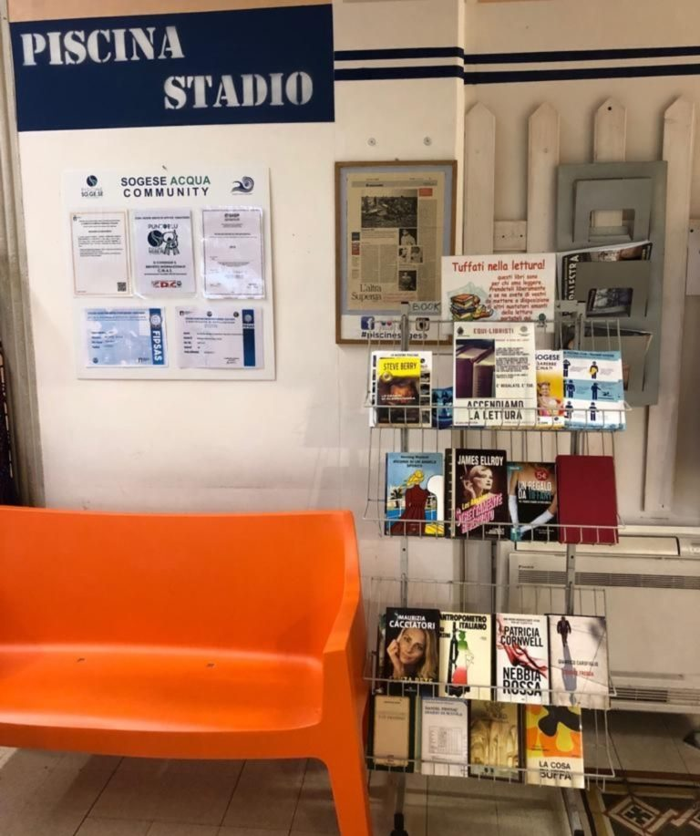 BOOK STATION