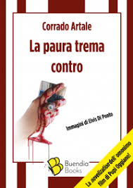 La paura trema contro Book Cover