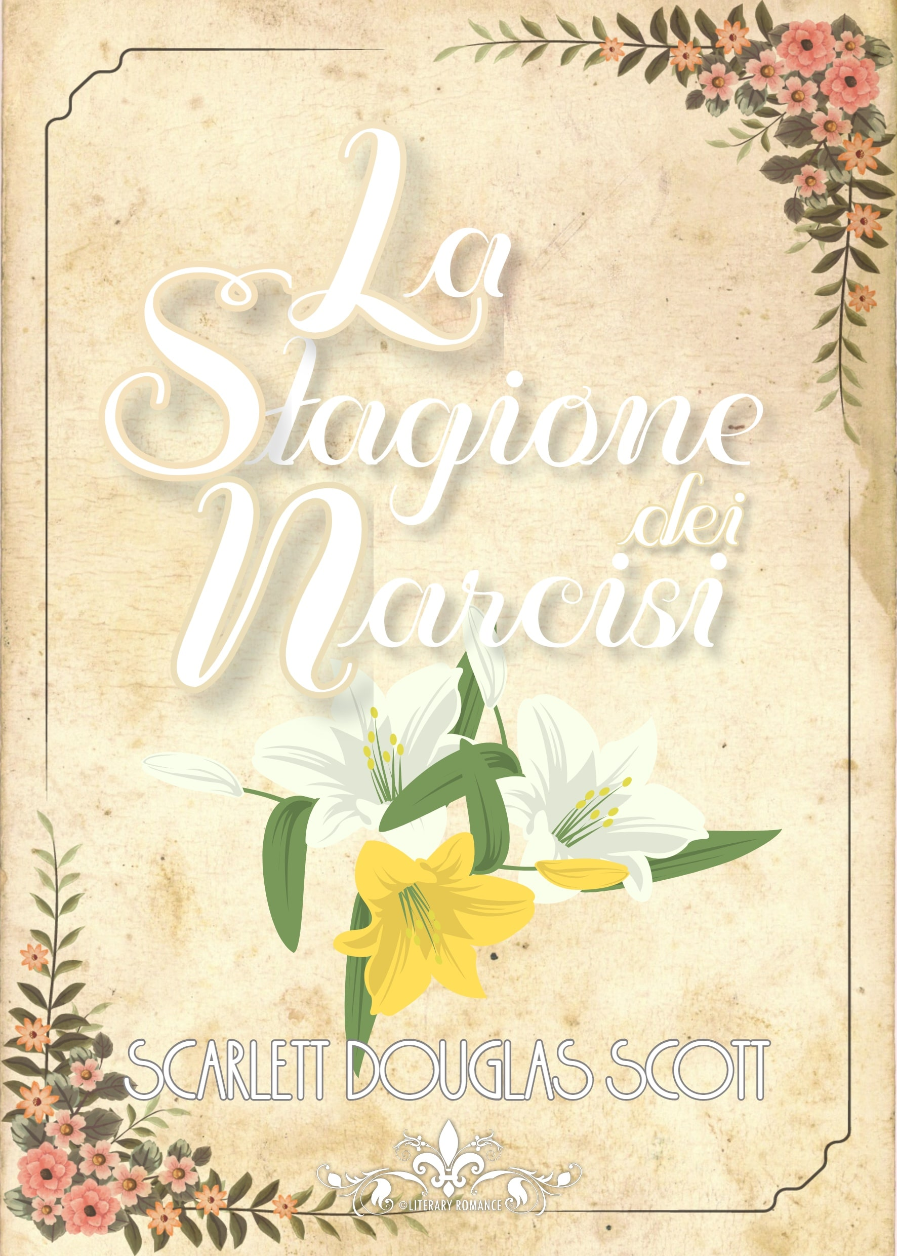 La stagione dei narcisi Book Cover