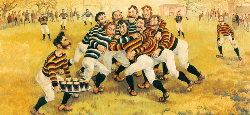 storia rugby