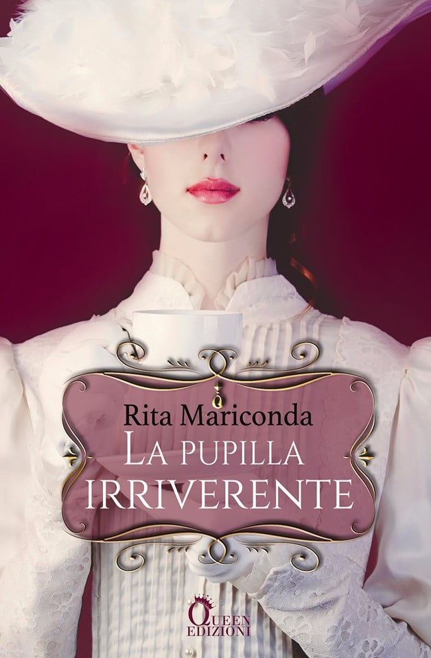 Cover La Pupilla Irriverente di Rita Mariconda