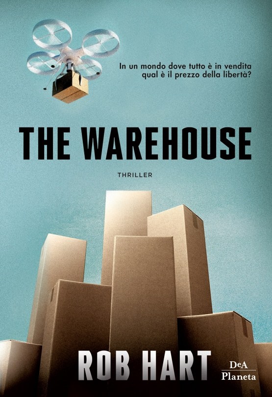 The Warehouse Book Cover