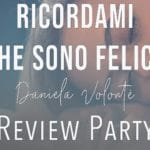party review ricordami che sono felice di Daniela Volontè