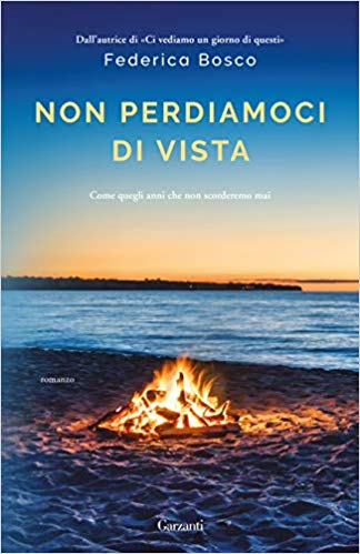 Non perdiamoci di vista Book Cover
