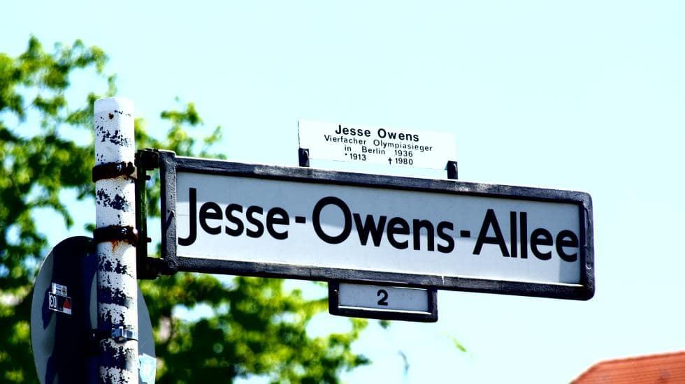 Via Jesse owens
