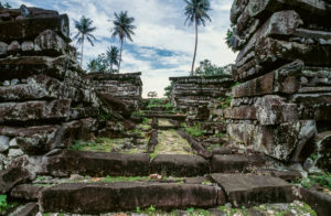 Ruins of the city of Nan Madol, Pohnpei Island