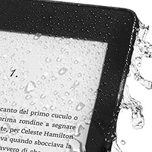Kindle Paperwhite resistente all'acqua