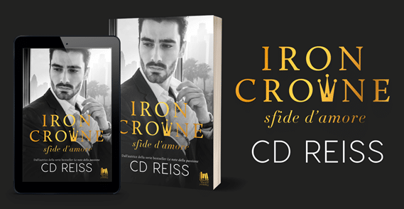 CD Reiss IRON CROWNE sfide d'amore