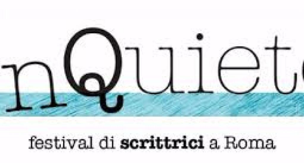 inQuiete festival di scrittrici a Roma